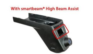 With smartbeam® High Beam Assist