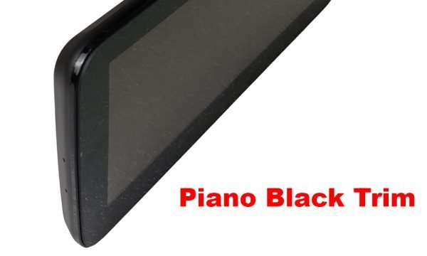 Piano Black Trim