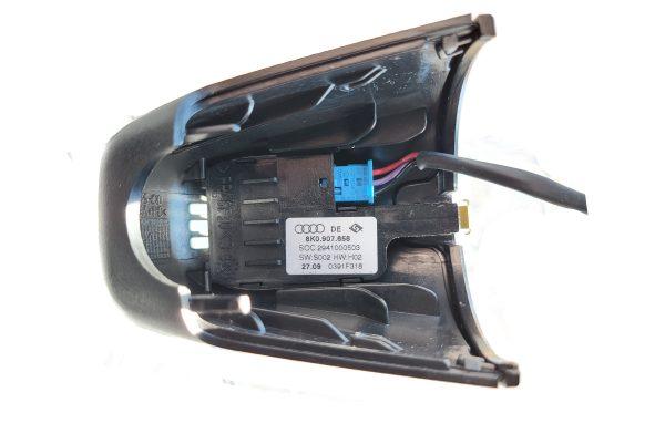 Dashcam with sensor